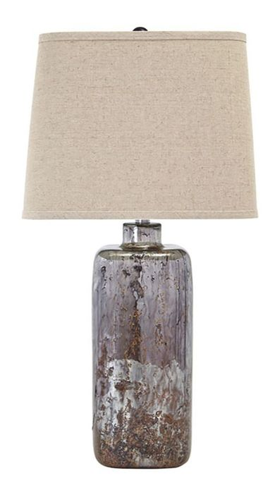 Shanilly Glass Table Lamp