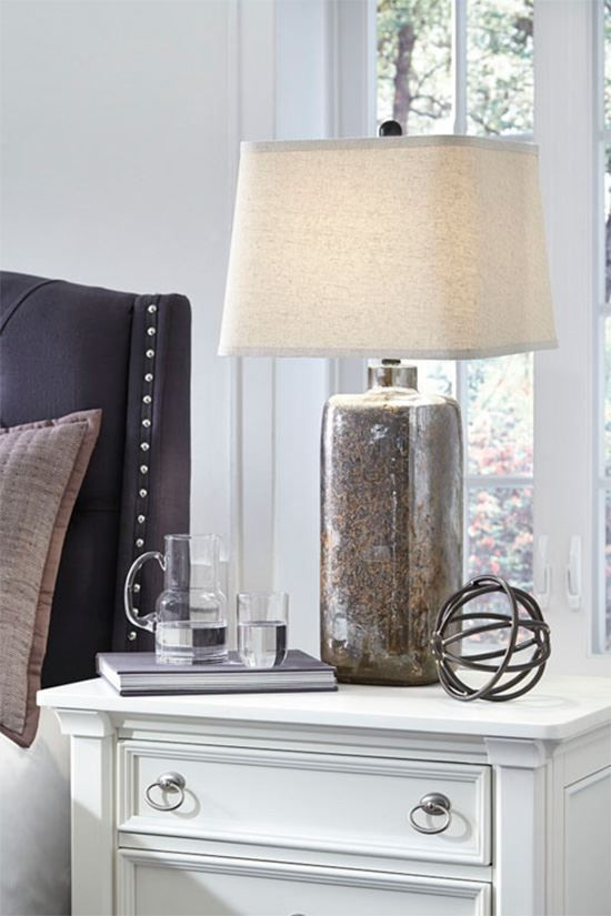 Picture of Shanilly Glass Table Lamp