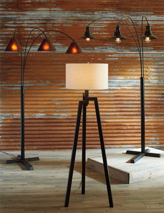 Picture of Sharde Metal Arc Lamp