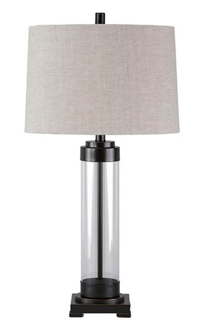 Talar Glass Table Lamp