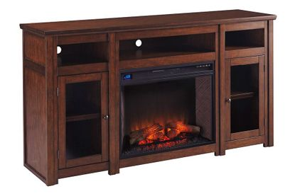 Harpan 70 Fireplace Television Stand