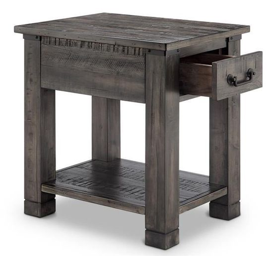 Picture of Albee Rectangular End Table