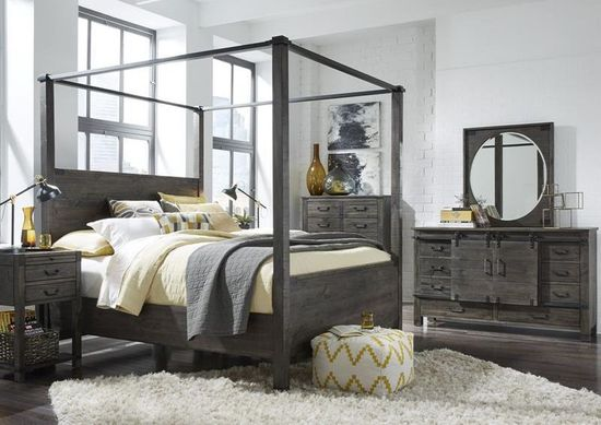 Picture of Abington King Poster Bedroom Set