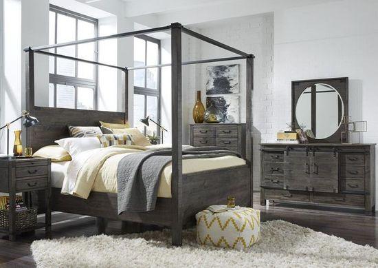 Picture of Abington Queen Poster Bedroom Set