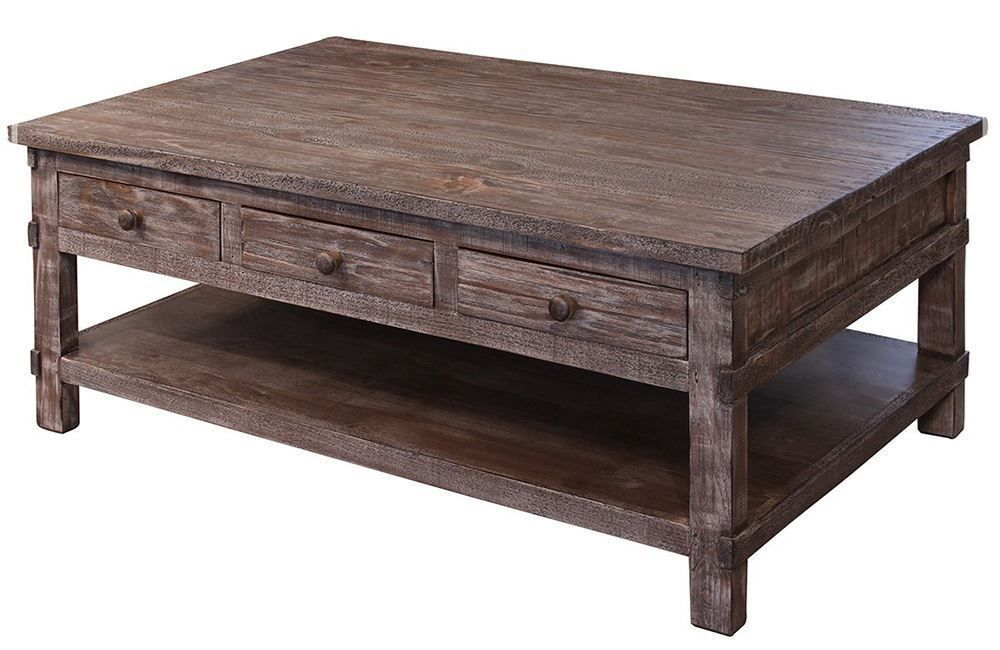 Picture of San Angelo Grey Cocktail Table