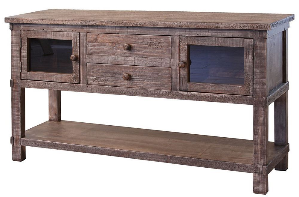 Picture of San Angelo Grey Sofa Table