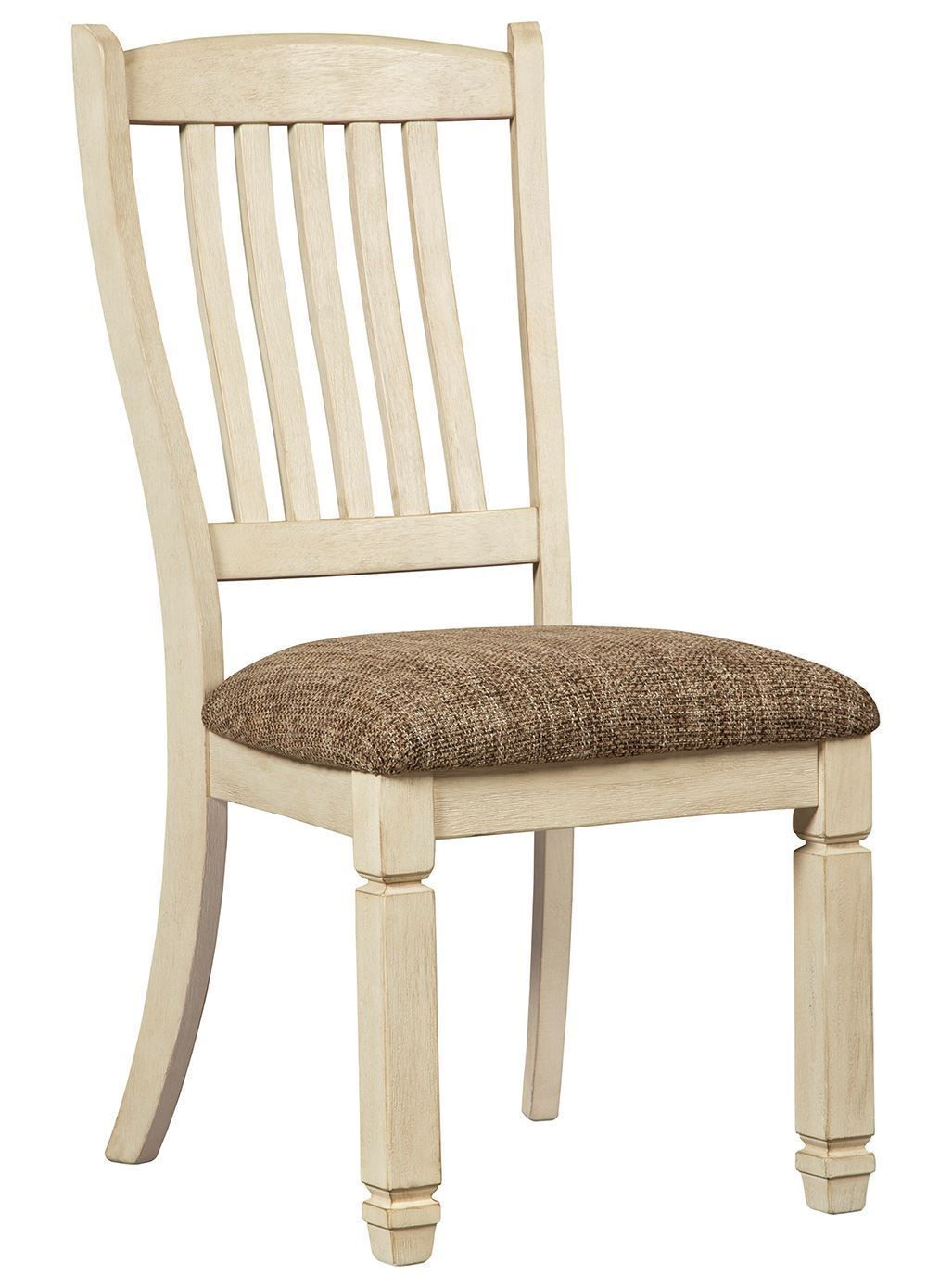 Bolanburg Table With Two Side Chairs Two Arm Chairs And