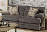 Beaverton Grey Loveseat