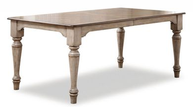 Plymouth Rectangular Table with Four Side Chairs and Two Arm Chairs
