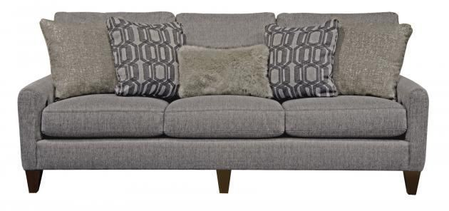Picture of Ackland Charcoal Sofa