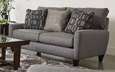 Ackland Charcoal Loveseat