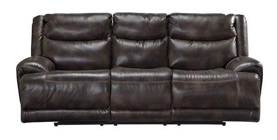 Picture of Brinlack Gray Power Sofa
