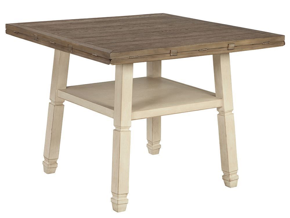 Picture of Bolanburg Round Counter Table with Six Stools