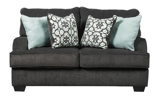 Picture of Charenton Charcoal Loveseat