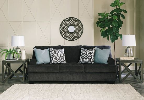Picture of Charenton Charcoal Sofa