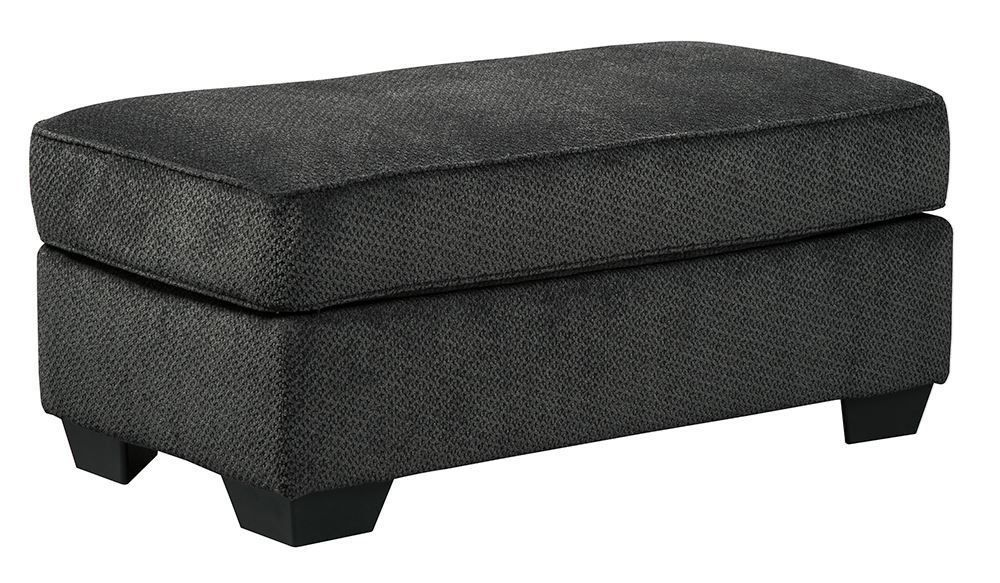 Picture of Charenton Charcoal  Ottoman
