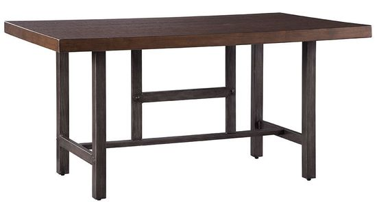 Picture of Kavara Rectangular Table with Two Chairs and Two Benches