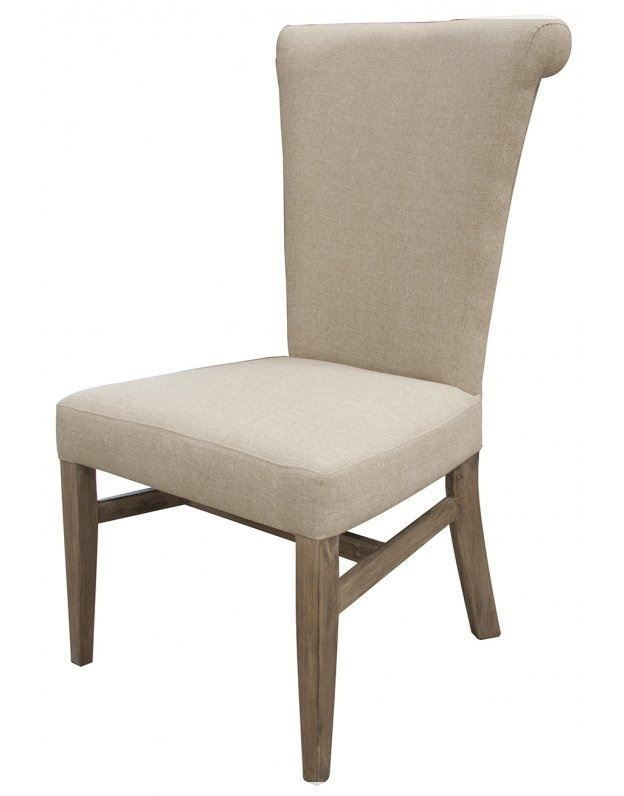 Picture of Bonanza Upholstered Chair with Handle on Back