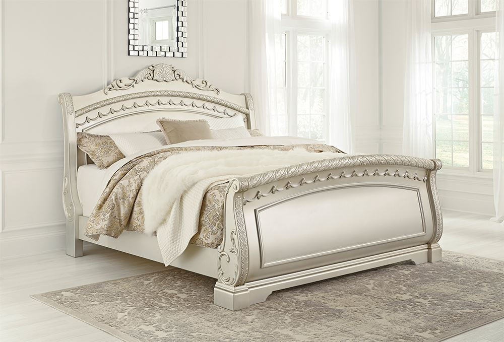 Picture of Cassimore Queen Sleigh Bed Set