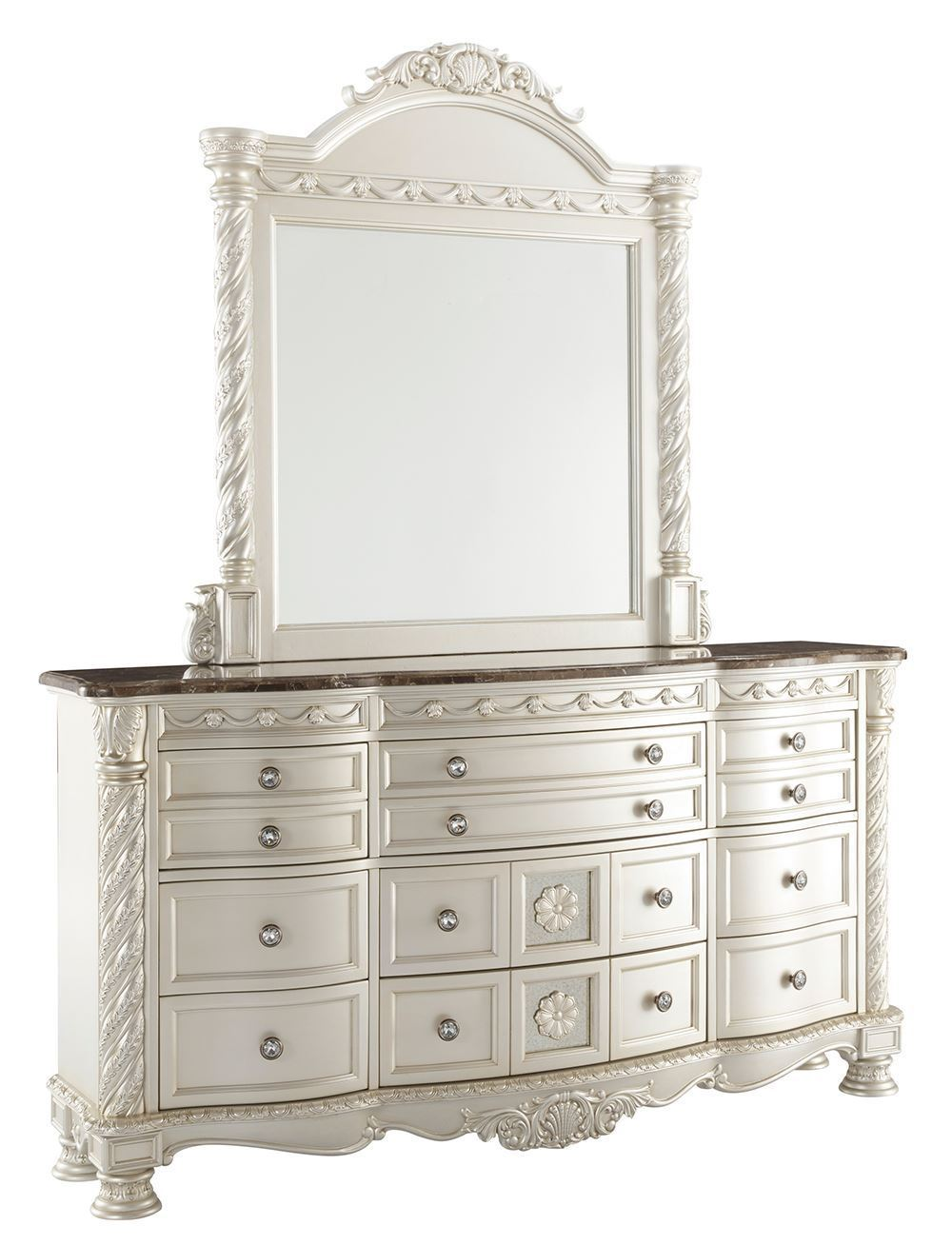 Picture of Cassimore King Upholstered Bedroom Set