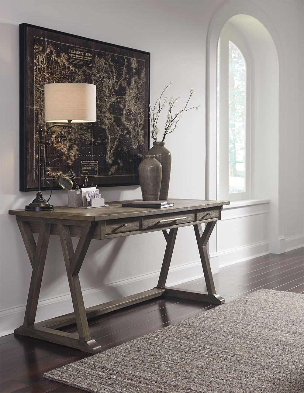 Picture of Luxenford Office Leg Desk