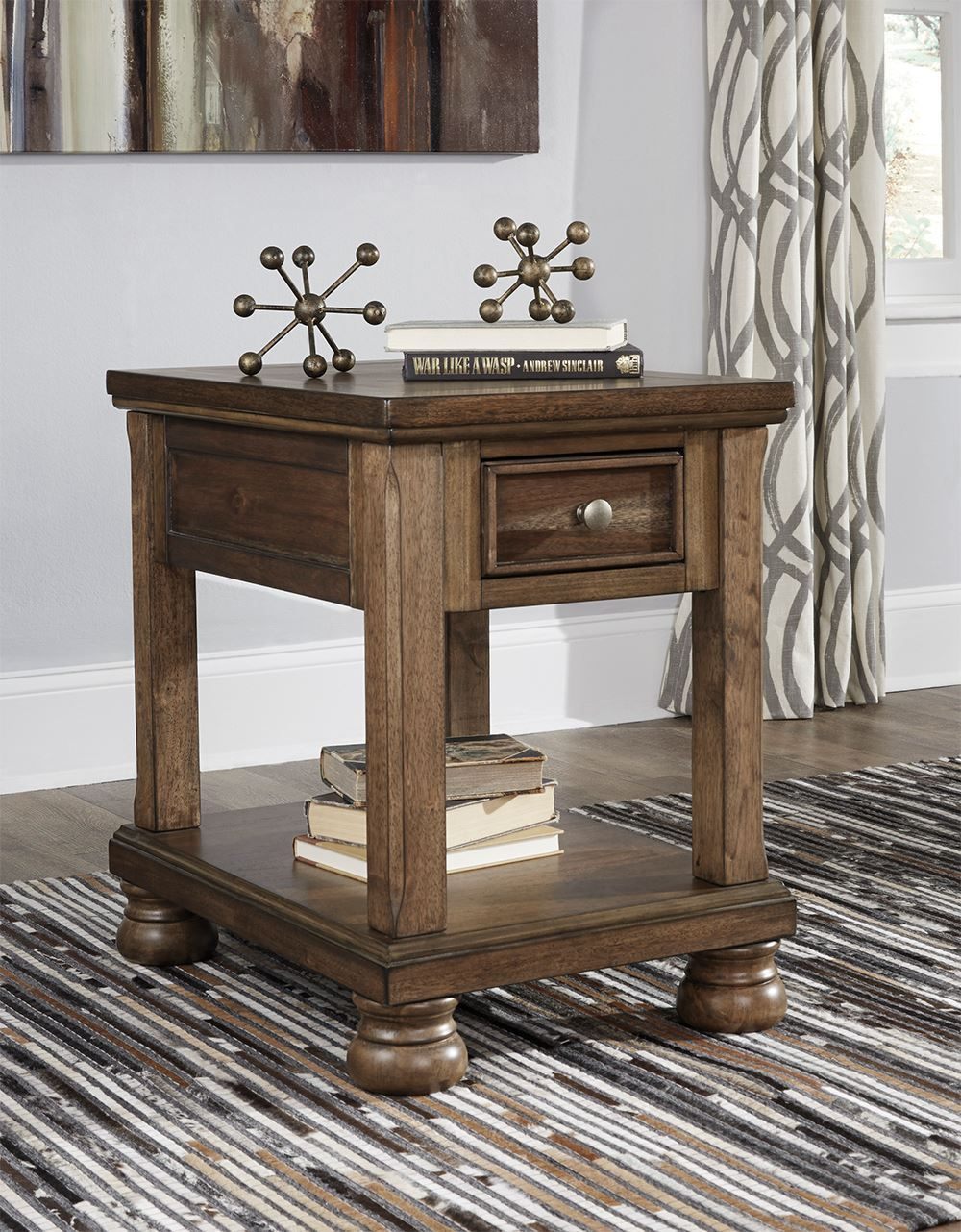 Picture of Flynnter Chairside Table