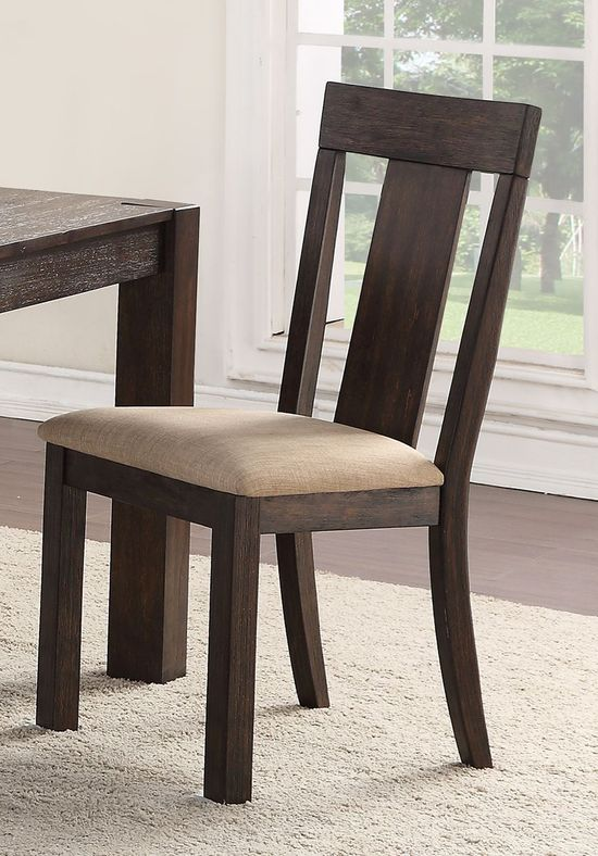 Picture of Andie Plank Back Chair