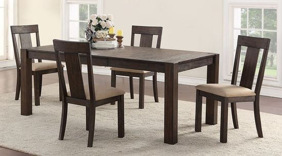 Picture of Andie Dining Leaf Table Only