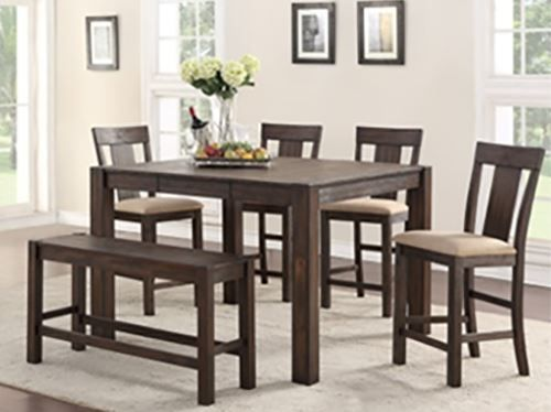 Picture of Andie Counter Leaf Table Only