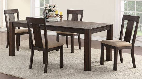 Picture of Andie Dining Table with Six Chairs