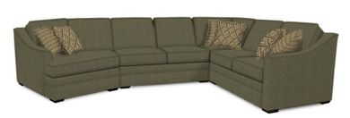 Grande Steel Three Piece Sectional