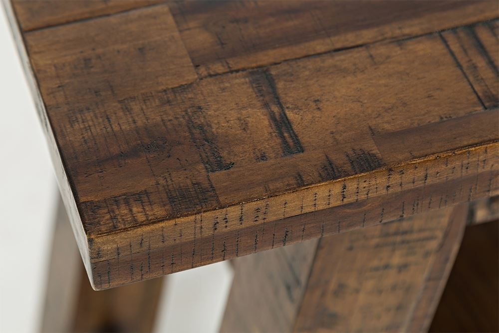 Picture of Cannon Valley Trestle Sofa Table
