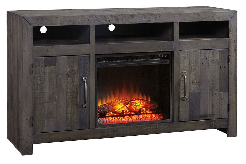 Picture of Mayflyn TV Stand with Fireplace Insert