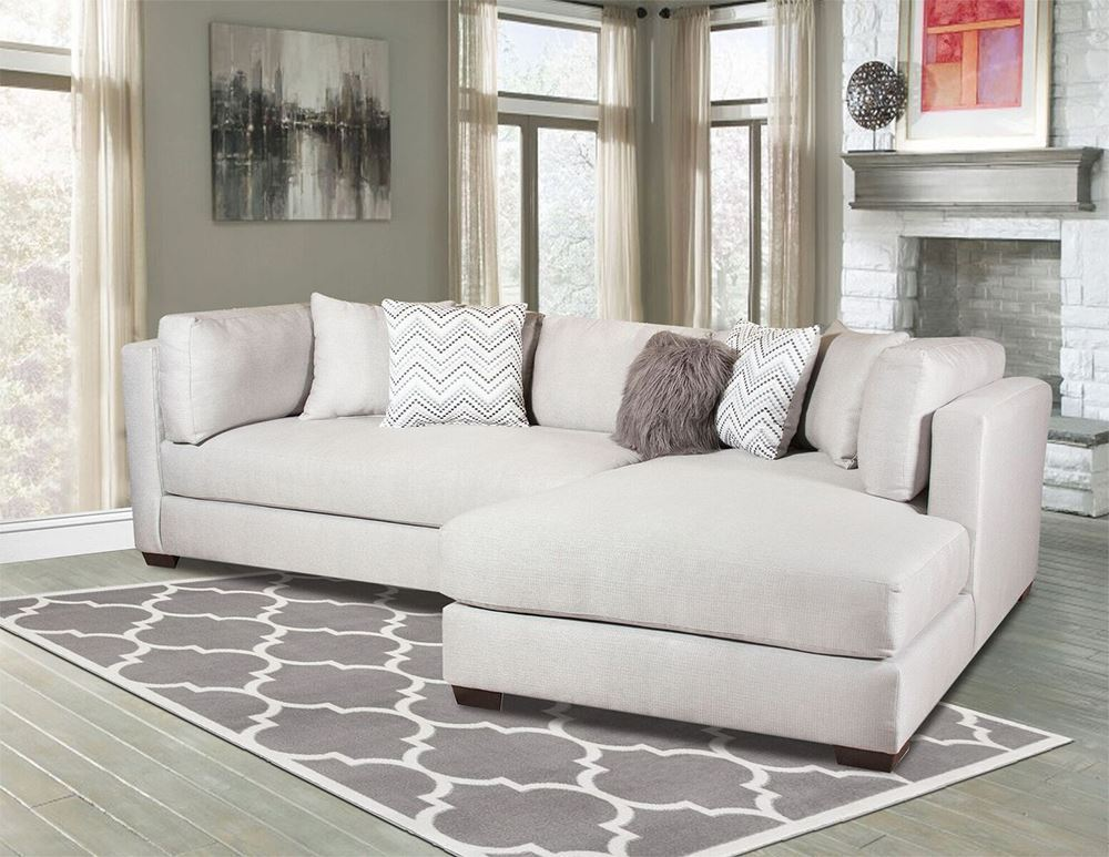 Picture of Parker Silver Sectional