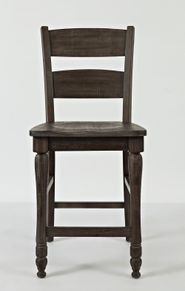 Madison Barnwood Counter Stool