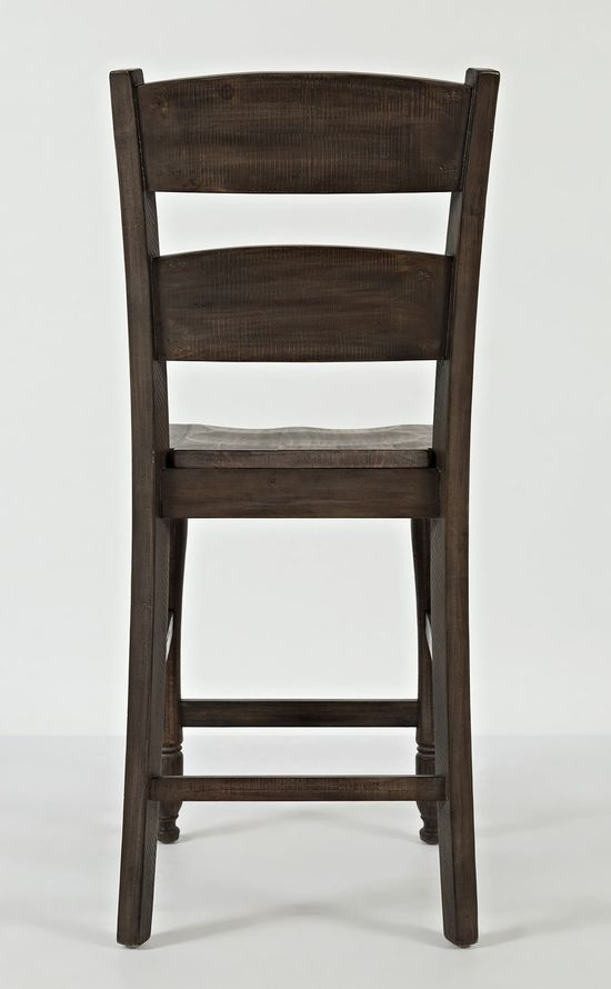 Picture of Madison Barnwood Counter Stool
