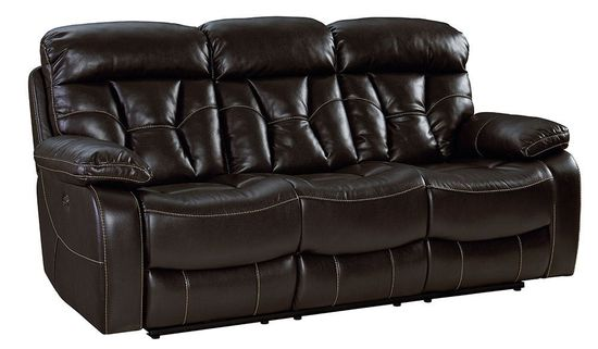 Picture of Peoria Java Drop Down Table Sofa