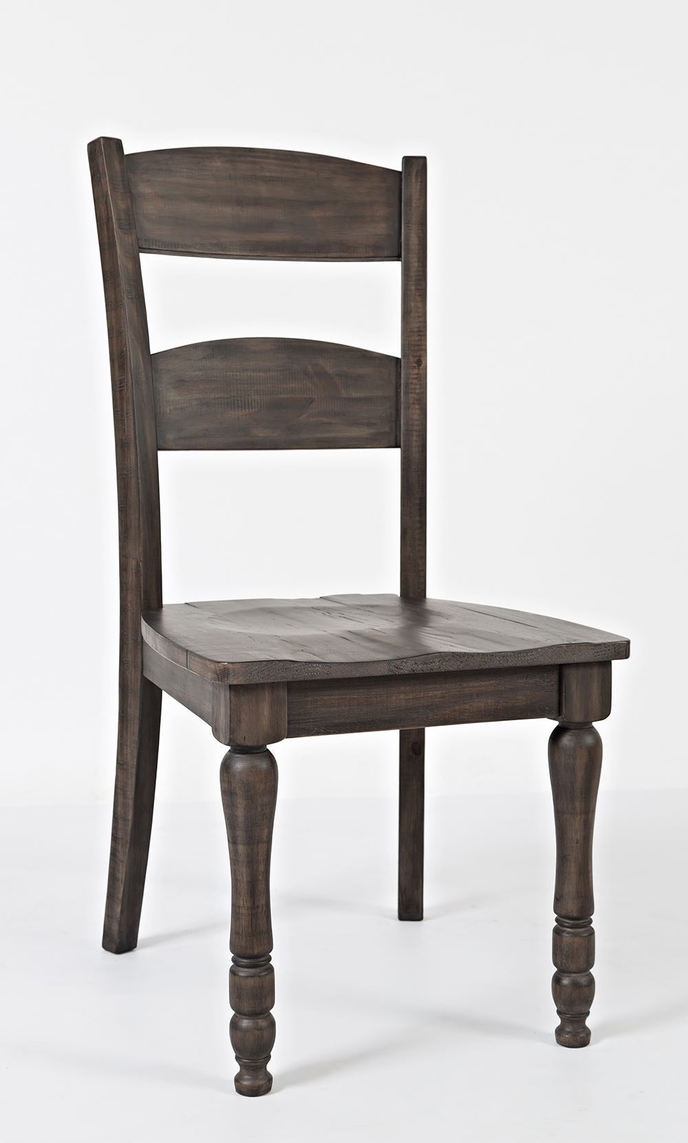 Picture of Madison Barnwood Ladderback Chair