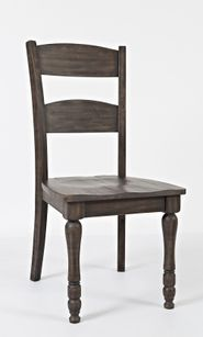 Madison Barnwood Ladderback Chair
