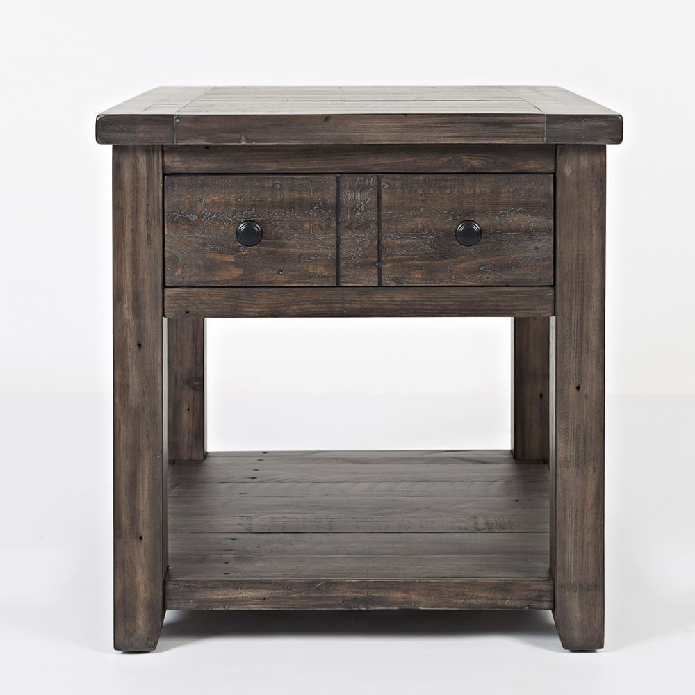 Picture of Madison County Barnwood End Table