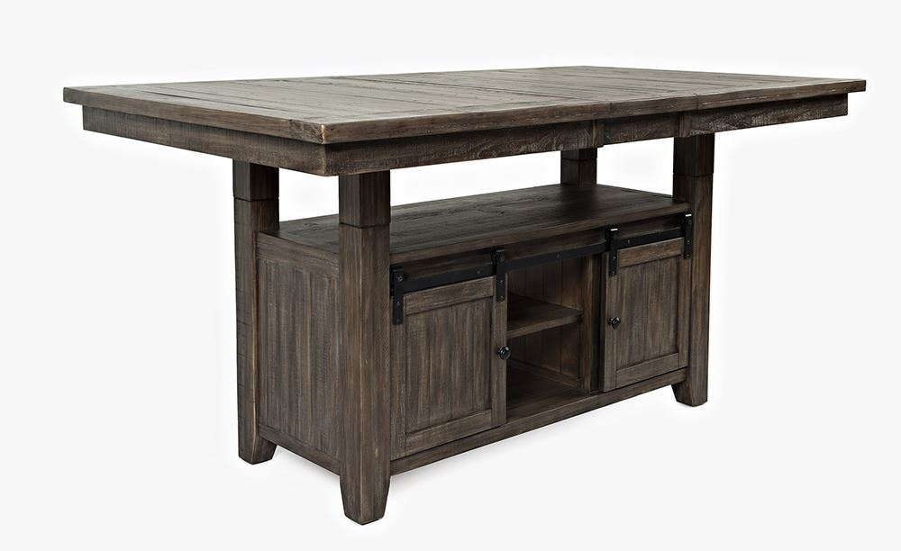 Picture of Madison Barnwood  Convertible Extension Table