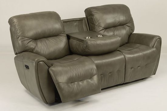 Picture of Brynn Gray Power Sofa
