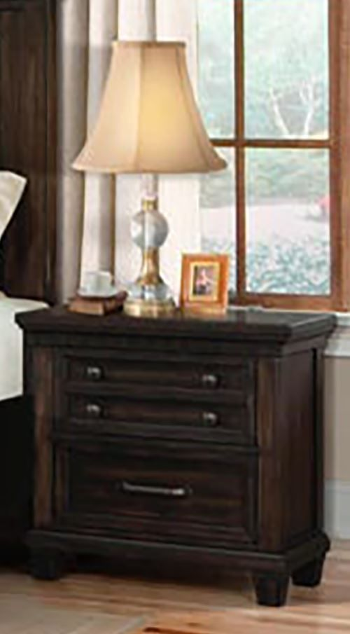 Picture of McCabe Nightstand with USB