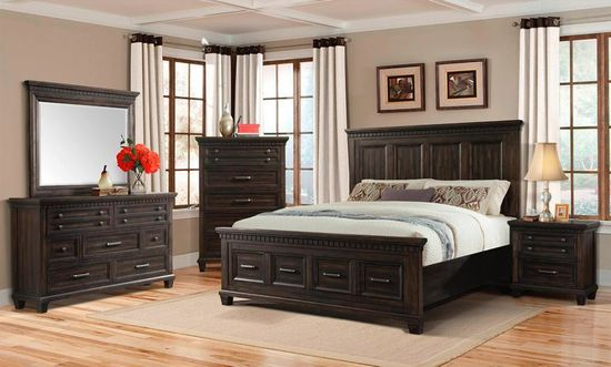 Picture of McCabe Queen Storage Bedroom Set