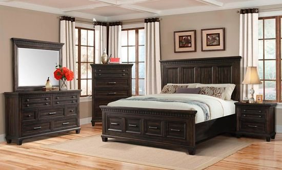 Picture of Mccabe King Storage Bedroom Set