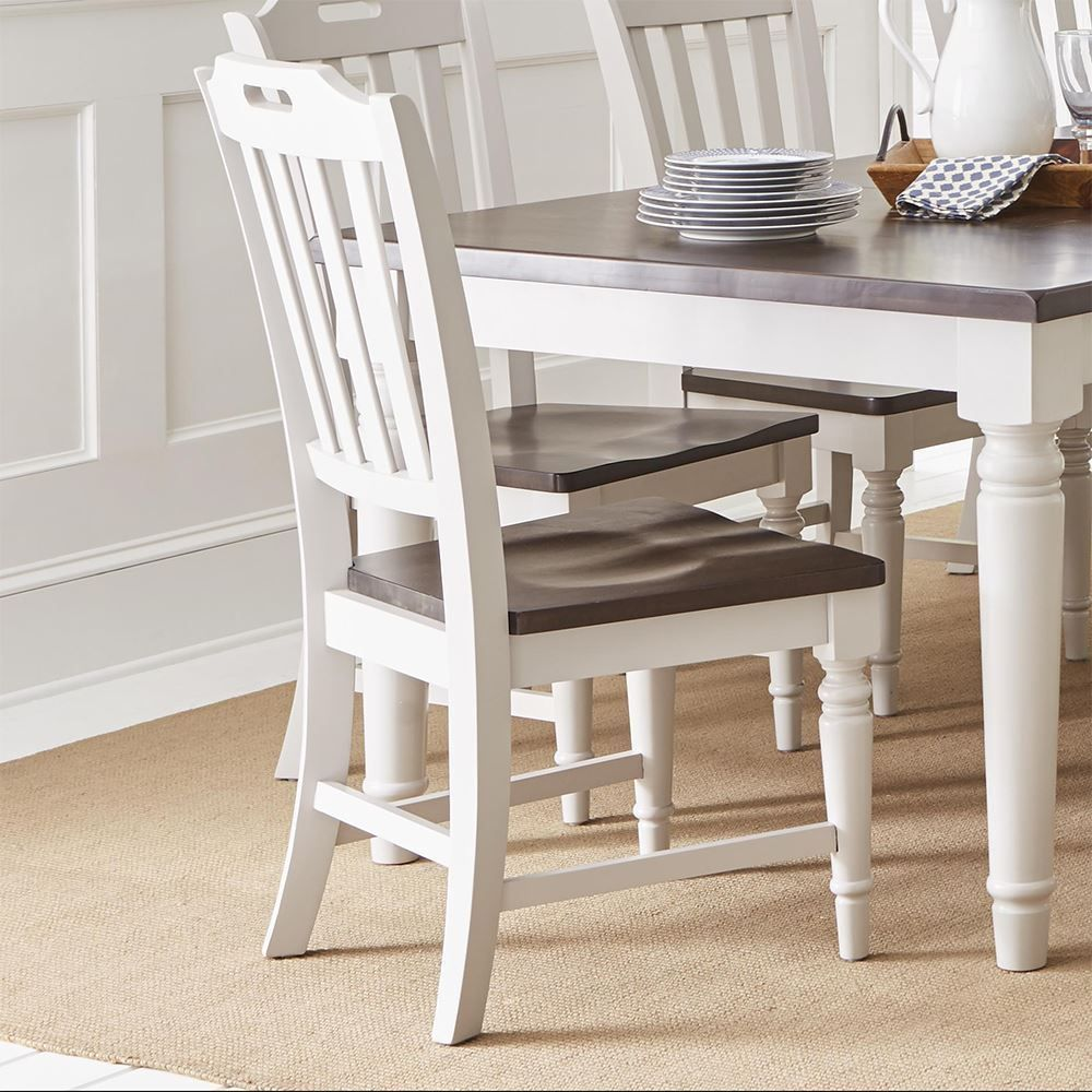 Picture of Orchard Park Extension Dining Table with Six Chairs