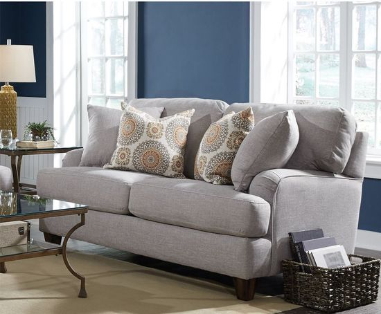 Picture of Brianna Gray Loveseat