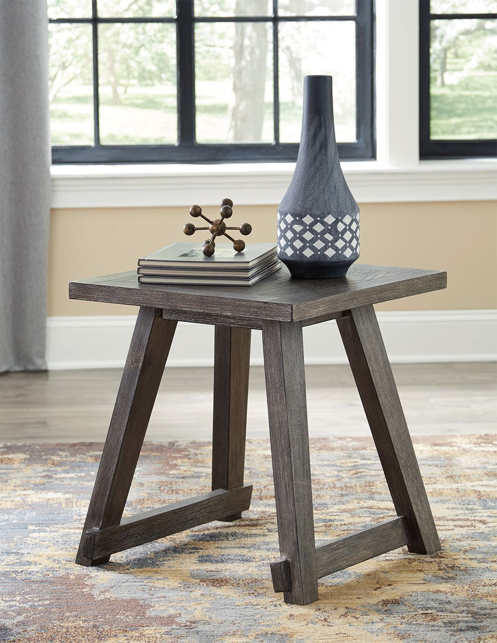 Picture of Harpoli Brown End Table