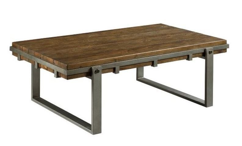 Picture of Intermix Rectangular Cocktail Table