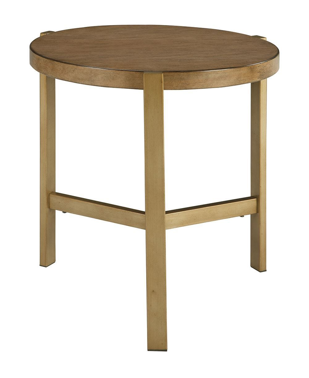 Picture of Franston Light Brown End Table